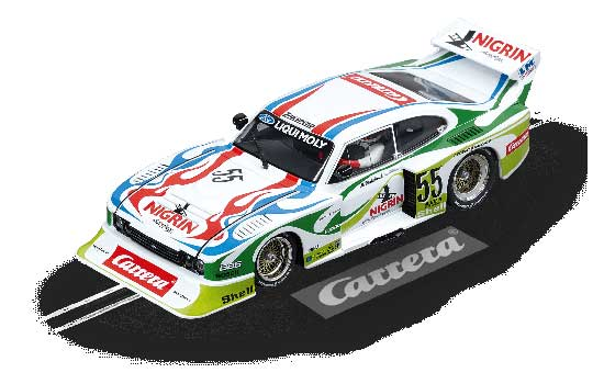 circuit-slot Carrera Ford Capri Zakspeed Turbo #55