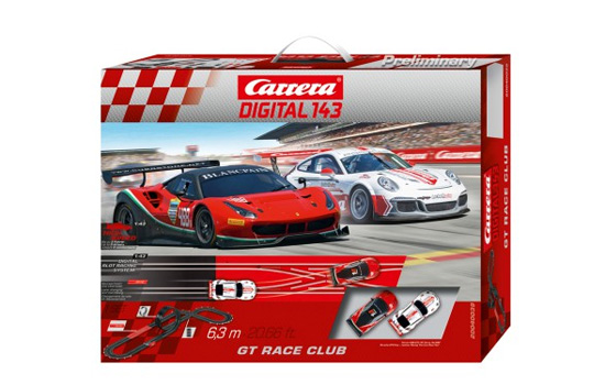 circuit-slot Carrera GT Race Club