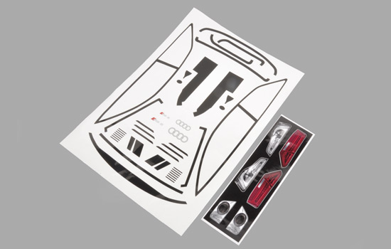 carrosserie FG Stickers Audi RS5