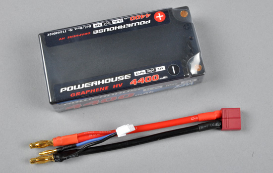 accu FG Power pack shorty 4000 mAh