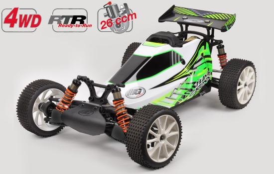 voiture FG FUN CROSS WB535 RTR