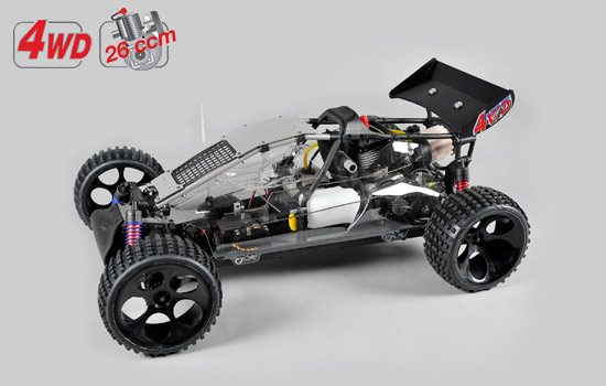 voiture FG Buggy WB535 4WD