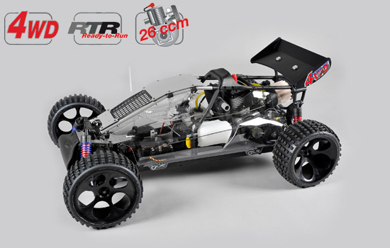 voiture FG Buggy WB535 4WD RTR