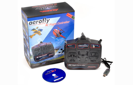 simulateur Ikarus Aerofly RC7 light