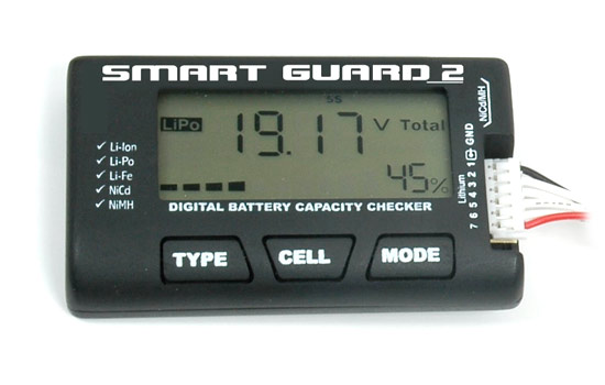 chargeur T2M Smart Guard II
