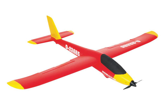 planeur T2M MINI FOX