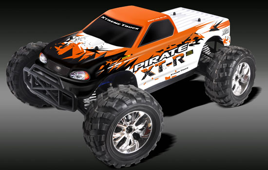 voiture T2M Pirate XTR Brushless RTR