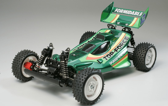 voiture Tamiya Top Force 2017