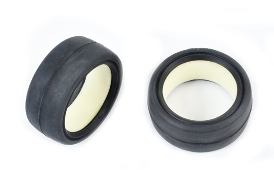 pneu-jante Tamiya Pneus slicks 24mm