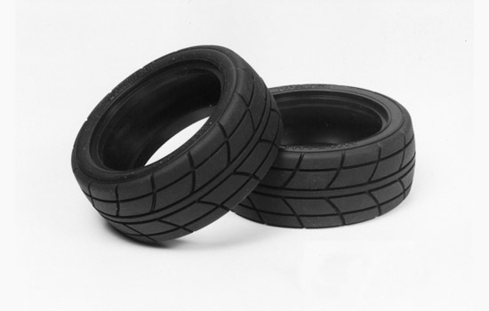 pneu-jante Tamiya Pneus Super Grip radial 26mm