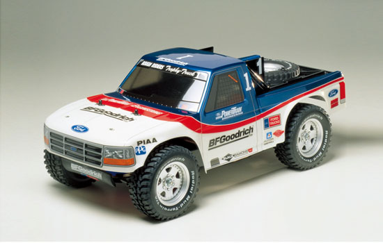 voiture Tamiya Ford F-150 1995 TA02T