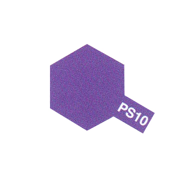 accessoire Tamiya PS10 violet