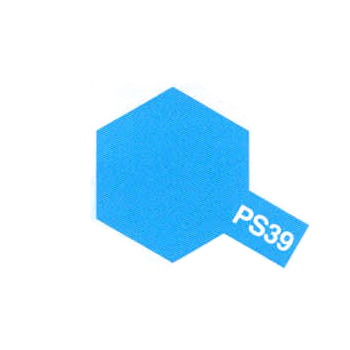 accessoire Tamiya PS39 bleu clair translucide