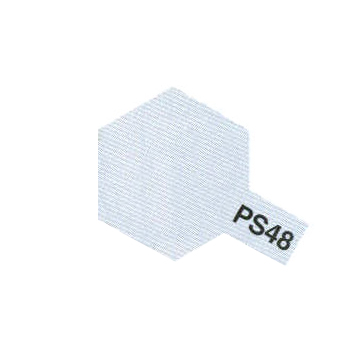 accessoire Tamiya PS48 argent metal
