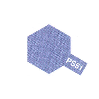 accessoire Tamiya PS51 alu violet anodise