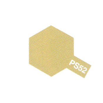 accessoire Tamiya PS52 alu champagne anodise
